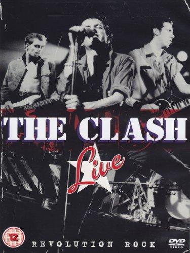The Clash - The Clash Live - Revolution rock