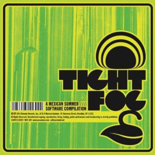 CD : TIGHT FOG MEXICAN SUMMER & SOFTWARE SAMPLER - Tight Fog: Mexican Summer & Software Sampler : Tight Fog-a Mexican Summer & Software Sampler (United Kingdom - Import)