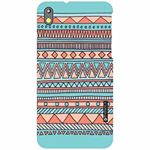 Back Cover For HTC Desire 816 (Printed Designer)