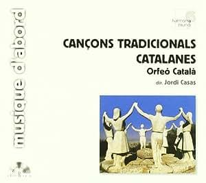 Jordi Casas, Orfeo Catala - Cancons Tradicionals Catalanes - Amazon