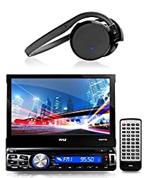 See 1 X New Pyle PLBT73G 7-inch Bluetooth CD/Multimedia AM/FM Radio AUX Input Player Stereo Receiver With GPS Navigation Headunit with Built-in Mic for Hands-Free Call Answering Touch Screen USB/SD Card Readers + 1 X PHBT5B Stereo Bluetooth Streaming Wireless Details