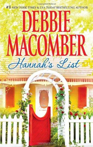 Hannah's List (Blossom Street), Debbie Macomber