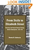 From Sicily to Elizabeth Street: Housing and Social Change Among Italian Immigrants, 1880-1930 (Suny Series in American Social History) (Suny Series, American Social History)