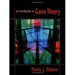 An Introduction to Game Theory (9780195128956)