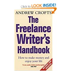 Image: Cover of The Freelance Writer�s Handbook
