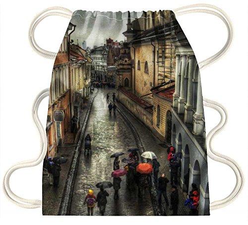 irocket-rain-on-street-in-old-vienna-austria-hdr-drawstring-backpack-sack-bag