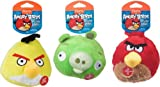 The Angry Birds Plush Ball should be sold in assorted sets of 3