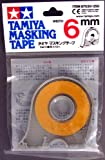 Tamiya Masking Tape (6mm) w/ Dispenser