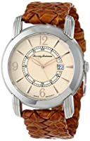 Tommy Bahama Swiss Men's TB1145 Island Heritage Charleston Leather Strap Watch from Tommy Bahama Swiss