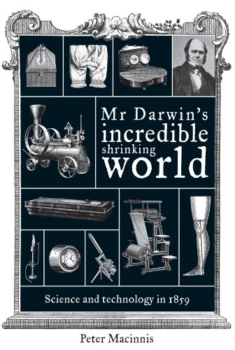 Mr Darwin's Incredible Shrinking World
