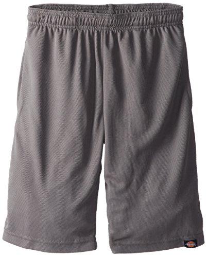 Dickies Big Boys' Mesh Short, Gray, Medium