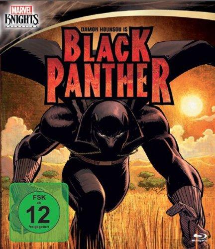 Black Panther (Marvel Knights) [Blu-ray] [Edizione: Germania]