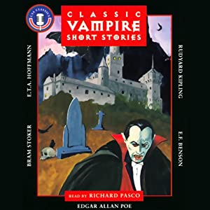 Classic Vampire Short Stories Audiobook