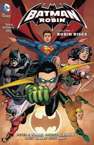 Batman and Robin HC Vol 7 Robin Rises