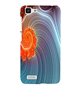 perfect print Back cover for Vivo Y27L