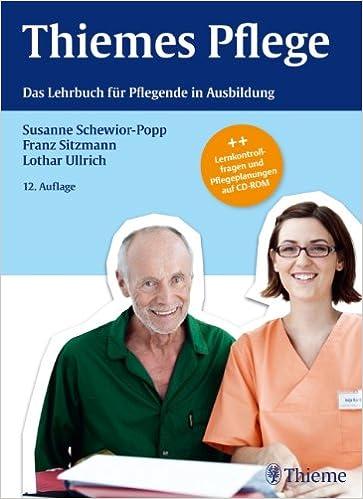 Thiemes Pflege - Lehrbuch