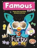 (Children's book writer) Caroline Rowlands Furby Boom Famous Press Out & Play