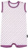 エンリコ・ジリ リンゴ柄天竺 ノースリーブオール 90cm ピンク ND14934 日本製 ランキングお取り寄せ