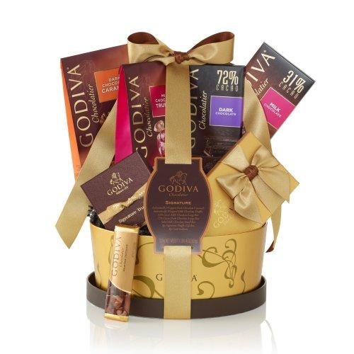 GODIVA Chocolatier Signature Gift Basket