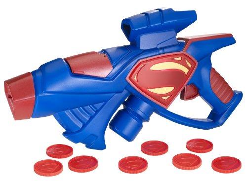 Superman Superman Man Of Steel Kryptonian Blaster