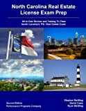 img - for North Carolina Real Estate License Exam Prep: All-in-One Review and Testing To Pass North Carolina's PSI Real Estate Exam book / textbook / text book