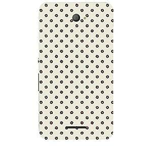 Skin4gadgets RETRO PATTERN 65 Phone Skin for SONY XPERIA E4 Duo