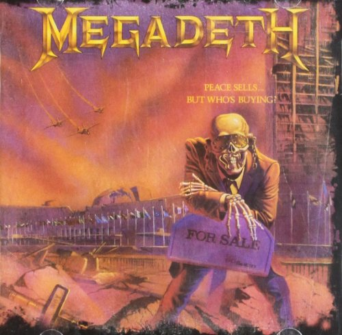 Peace Sells... But Who's Buying (25th Anniversary Edition) by Megadeth
