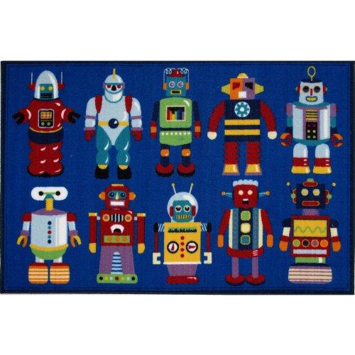 Robots Area Rug 39
