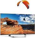 LG 55LM760S 140 cm (55 Zoll) Fernseher (Full HD, Triple Tuner, 3D, Smart TV)