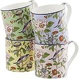 Aynsley Pembroke Color Windsor Mugs (Set of 4)