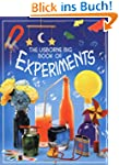Usborne Big Book of Experiments (Big...