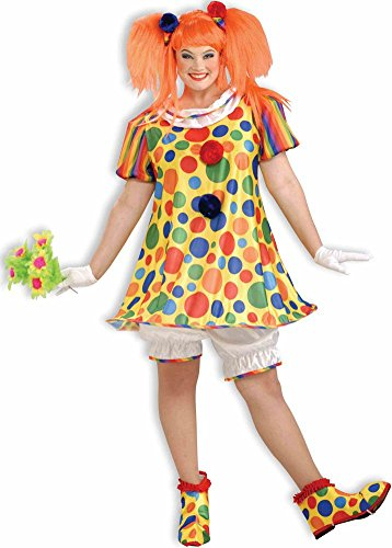 Giggle The Clown Plus Uniform Costume