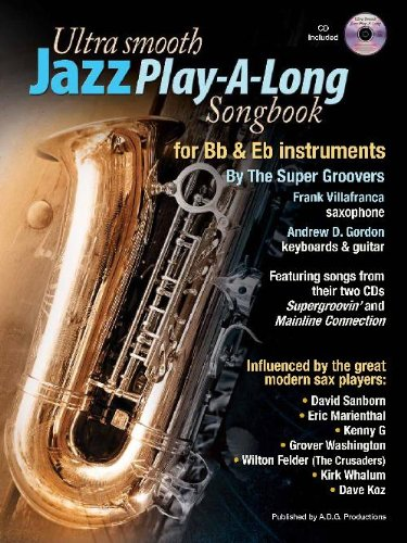 Ultra Smooth Jazz Play Along Songbook