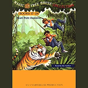 Magic Tree House Collection Hörbuch