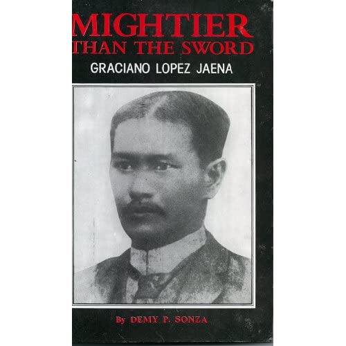 essay by graciano lopez jaena Graciano lopez jaena died in a charity hospital in barcelona on january 20, 1896, eleven months before his best friend rizal was shot at the luneta on december 30, 1896 a the works of graciano.