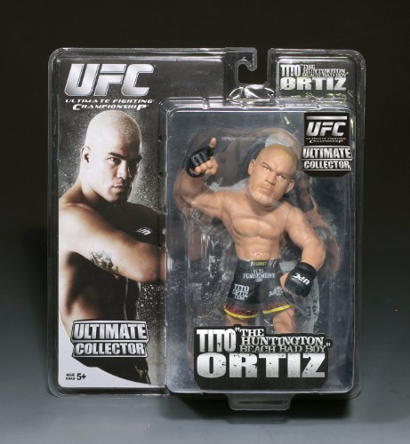 UFC Ultimate Collector - Tito Ortiz - 1