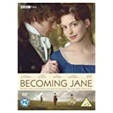 Becoming Jane [DVD] [2007]by Anne Hathaway