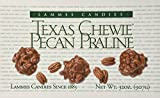 Lammes Candies Texas Chewie Pecan Pralines, 32 Oz Box