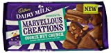 Cadbury Dairy Milk Marvellous Creations Cookie Nut Crunch 200g (pack of 6)