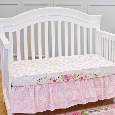 Nurture Imagination Garden District Decorator Crib Sheet - 1