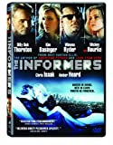 Informers [DVD] [2009] [Region 1] [US Import] [NTSC]
