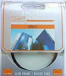 Hoya 58mm HMC Ultraviolet UV(C) Haze Multicoated Filter For Canon 18-55mm Lens