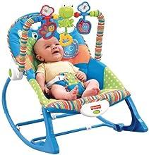 """Baby Gear - Hamaca """"crece conmigo"""" (Mattel Y8185)"""