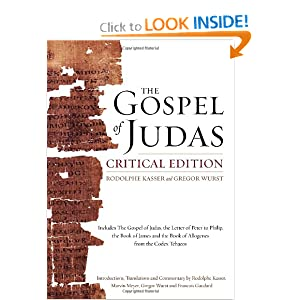 Amazon.com: The Gospel of Judas, Critical Edition: Together with ...