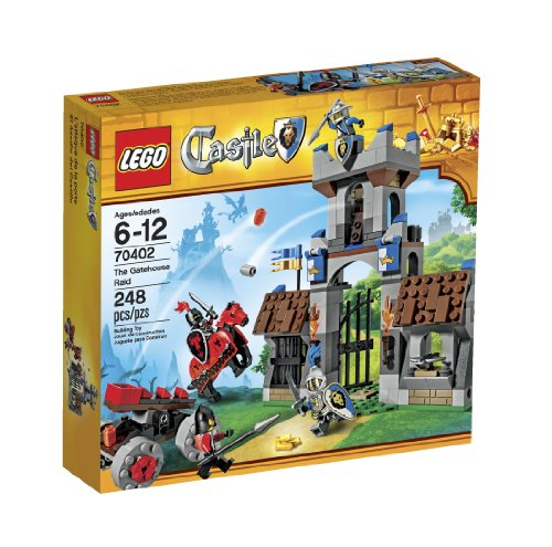 LEGO Castle The Gatehouse Raid Amazon.com