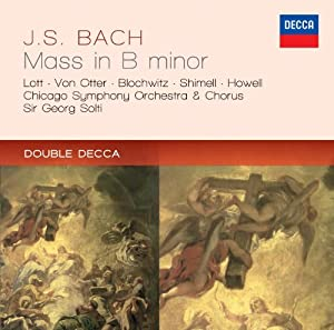 Bach, J.S: Mass in B Minor
