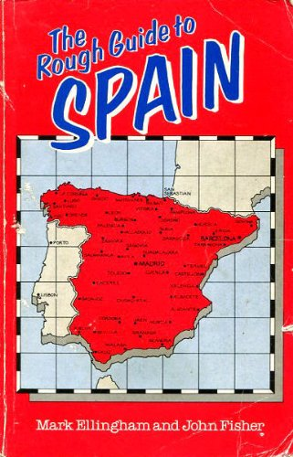 Image for Rough Guide to Spain