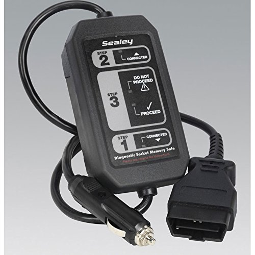 Sealey VS2073 EOBD Diagnostic Socket Memory Safe