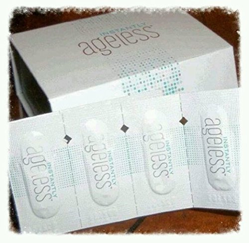 Instantly Ageless Jeunesse anti-aging eye cream 1 box (50 sachets) (Ageless Eye Cream compare prices)