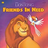 Disney's the Lion King: Friends in Need (Golden Look-Look Book) (0307128482) by Korman, Justine